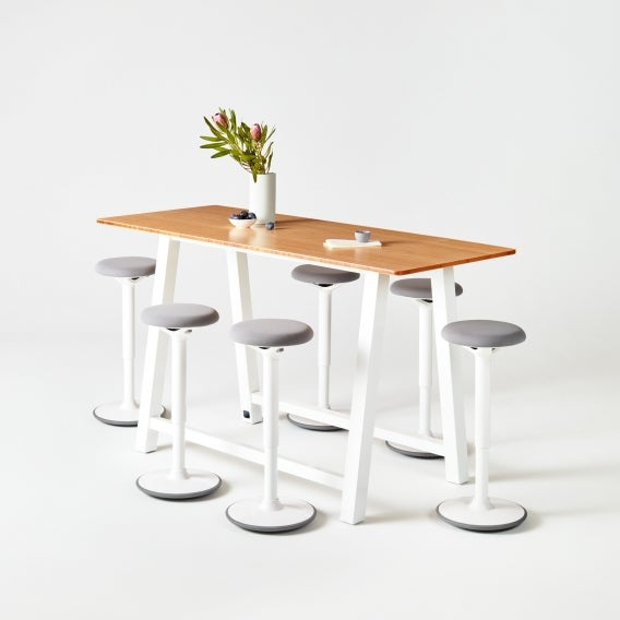 Colbe Bamboo Breakout Table