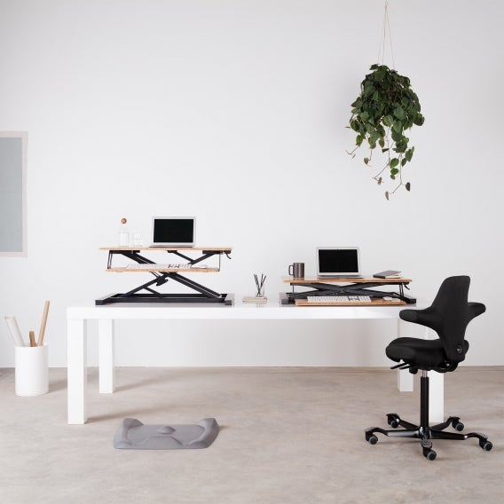 Standing Desks for Small Work Spaces & Offices - Fully