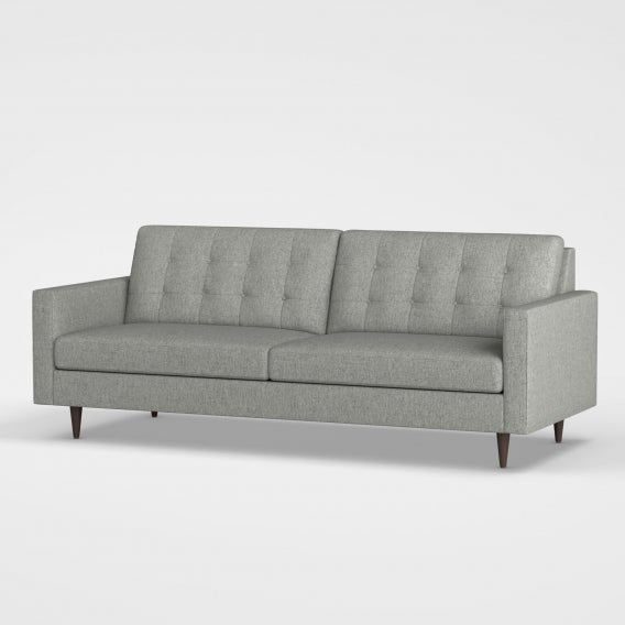 Yamhill Sofa Heather Gray