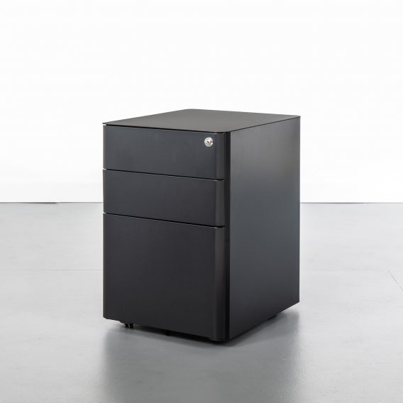 ABLE File Cabinet - Black