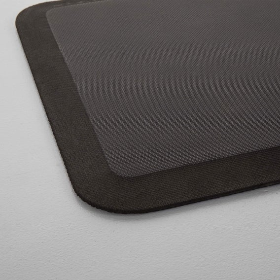 Able stand mat detail