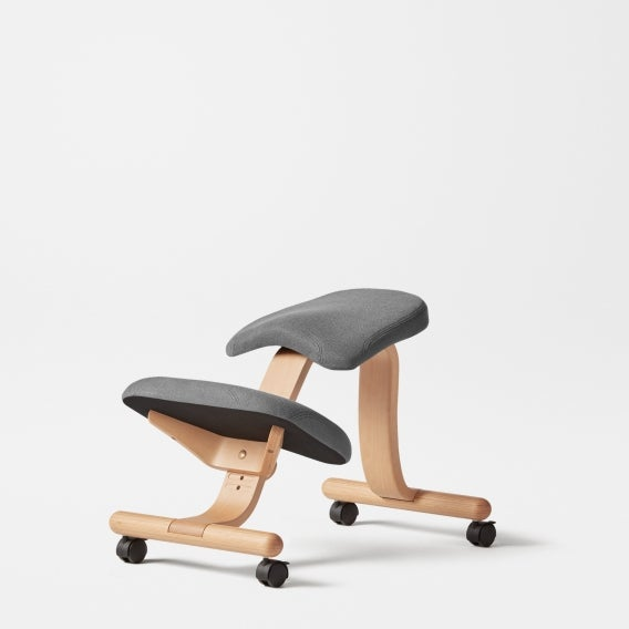 Fully Balans Kneeling Chair without Back