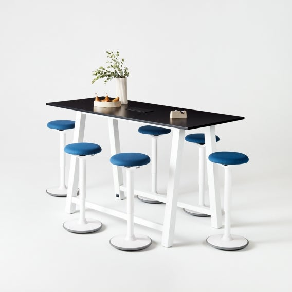 Colbe Laminate Breakout Table