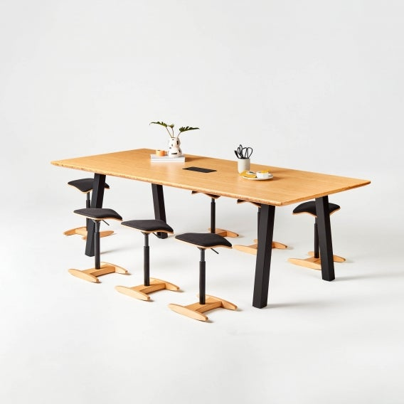 Colbe Bamboo Picnic Table