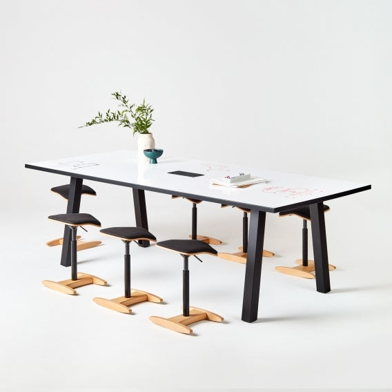 Colbe Whiteboard Picnic Table