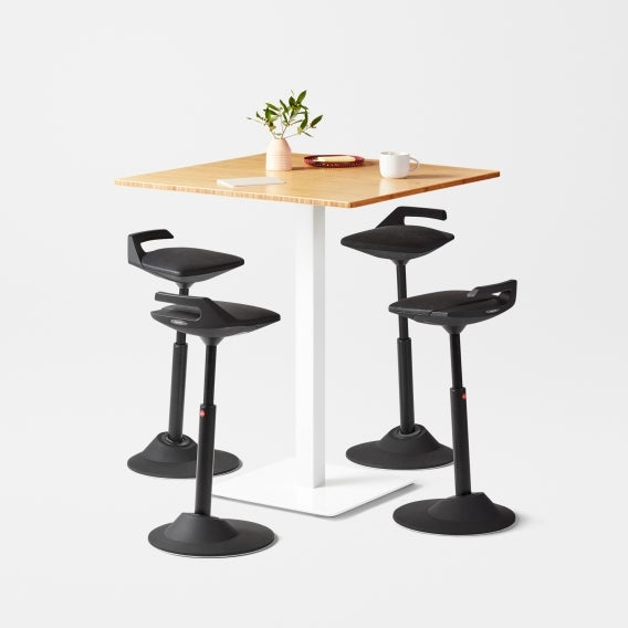 Colbe Standing Pub Table