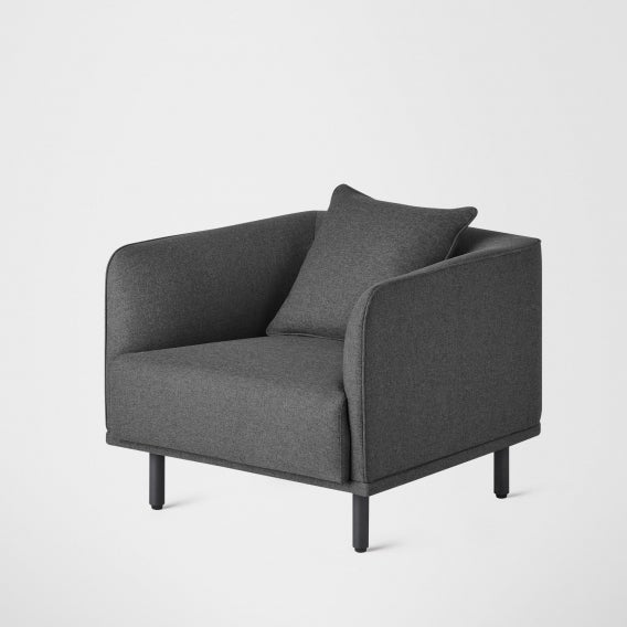Freya Chair graphite