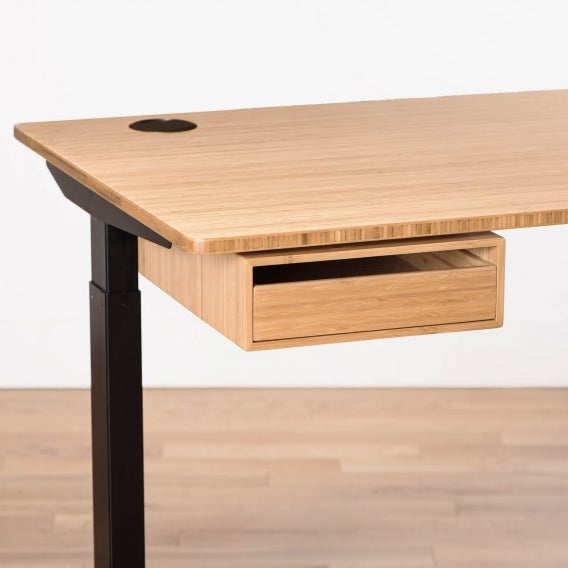 Jarvis Bamboo Desk Drawer