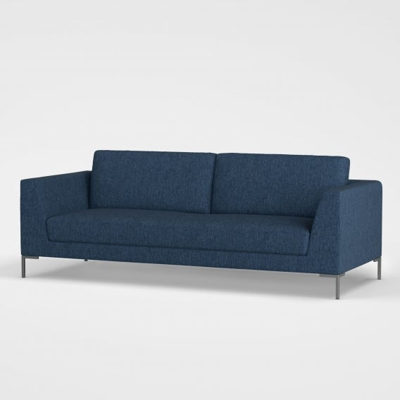 The McKenzie Collection - Sofa - Ocean Upholstery