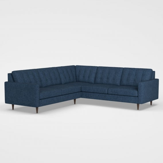 Yamhill Sectional Sofa Everglades Ocean