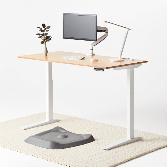Jarvis Bamboo Standing Desk - 2019 Edition