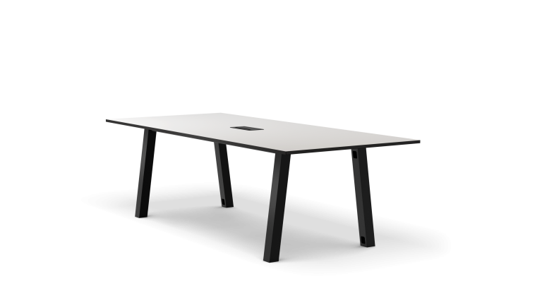Colbe Whiteboard Picnic Table Popular Setup 2