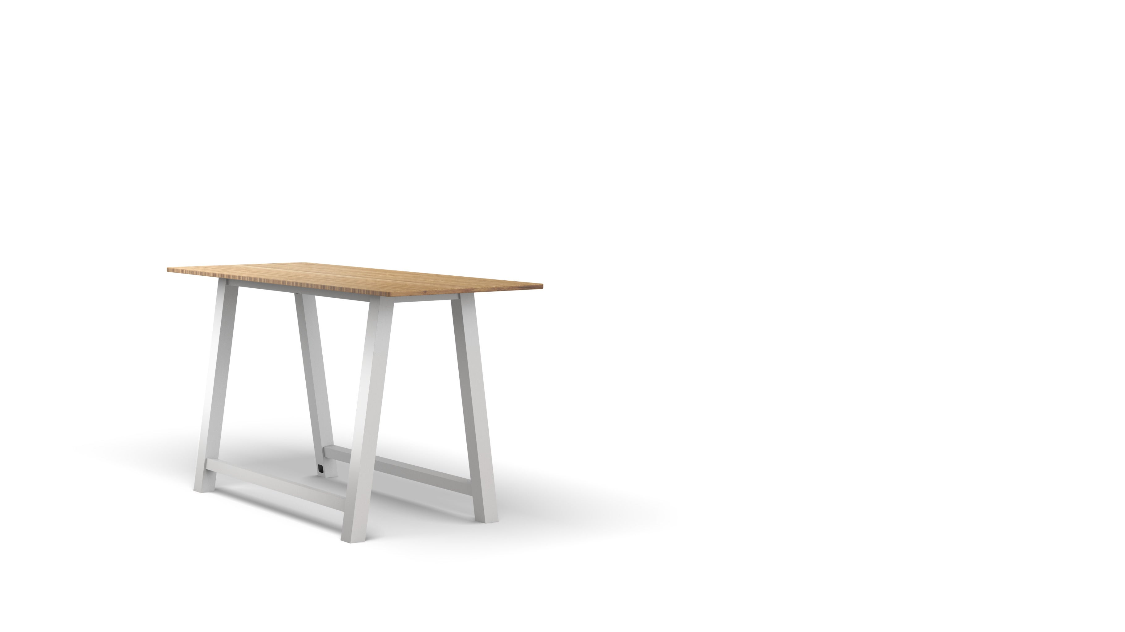 Colbe Bamboo Breakout Table Popular Setup 1