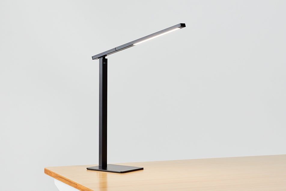 Aleris LED Desk Lamp in Black