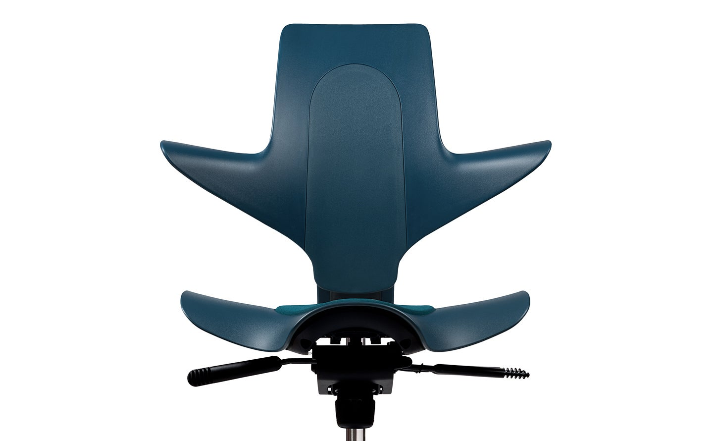 fully capisco puls by hag sprint blue back rest