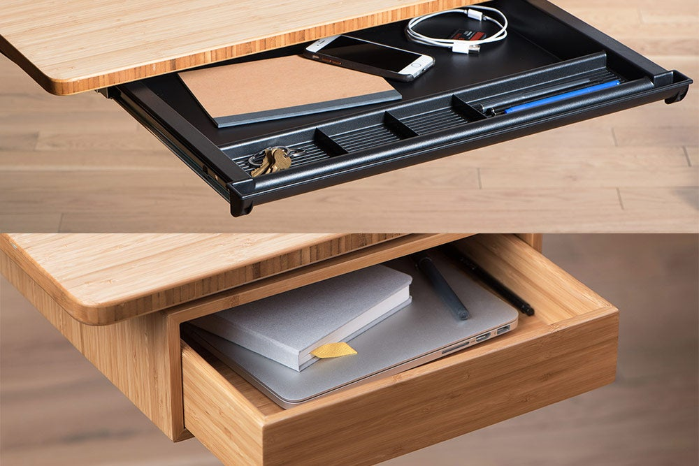 fully desk drawer with jarvis bamboo desk drawer