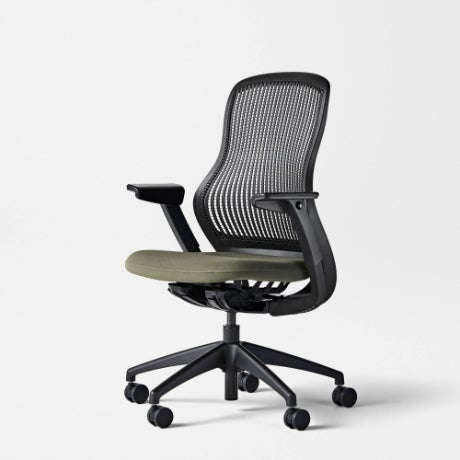 Regeneration chair by knoll