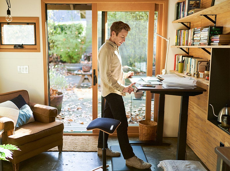 A better workspace: Start with your desk