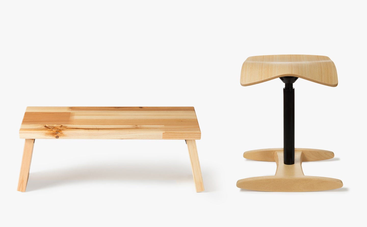 fully tic toc chair natural with bench
