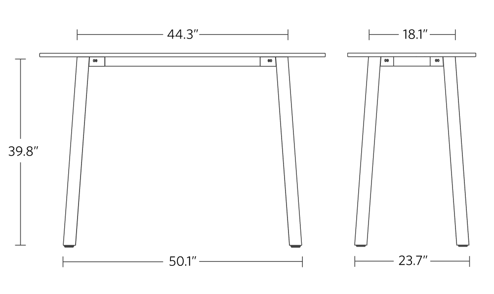 boden large standing height spec image